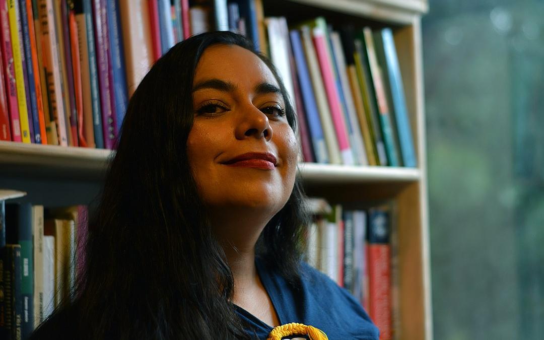 Carmen Alcázar, presidenta de Wikimedia México, gana la mención honorífica a Wikimedista del año 2021