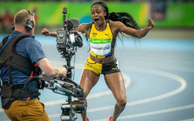 Instagram suspende cuenta de medallista olímpica por compartir videos de sus victorias