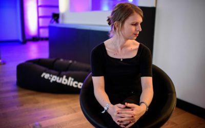La lucha por la libertad de Chelsea Manning