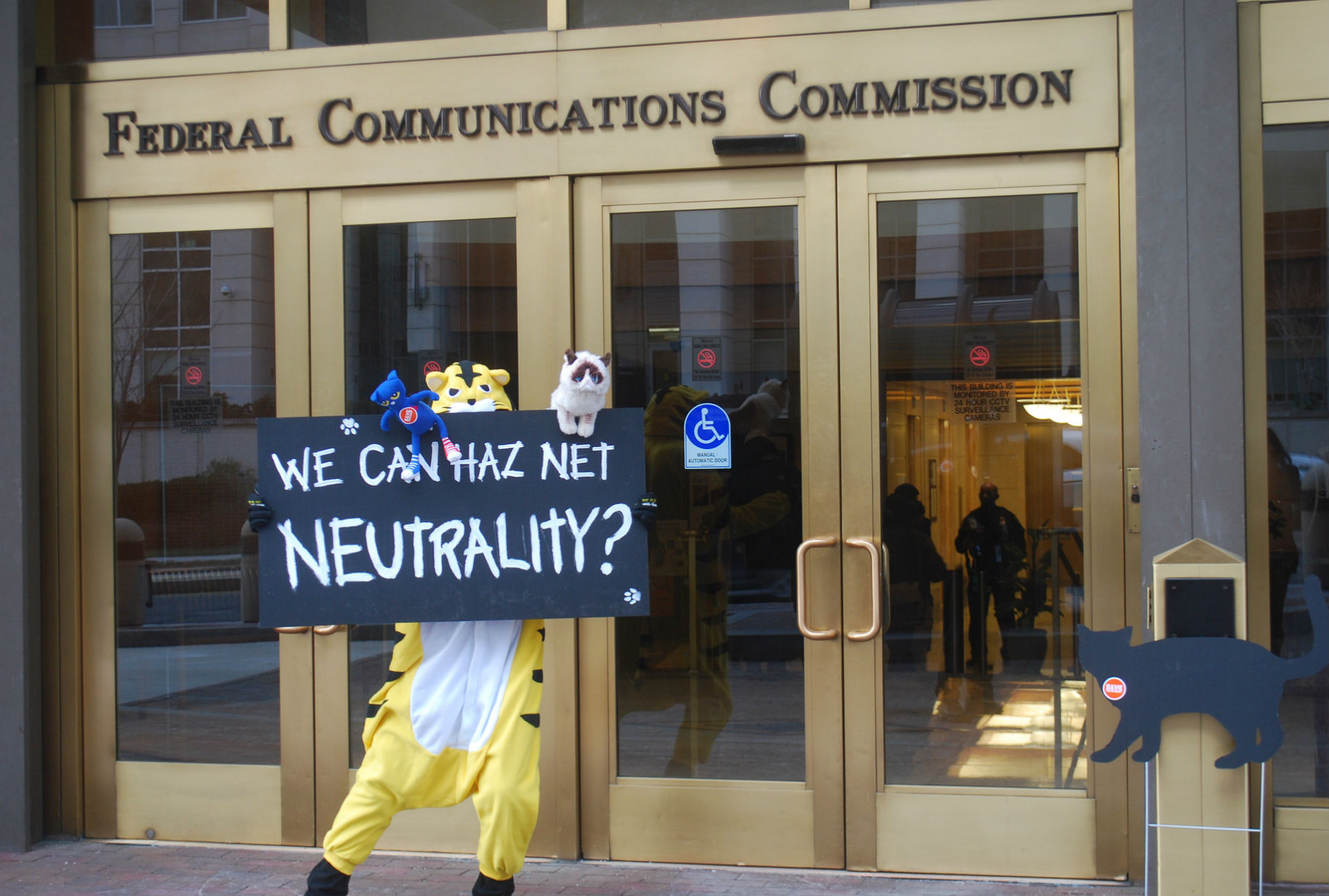 La lucha por la neutralidad de la red en Estados Unidos vive momentos críticos