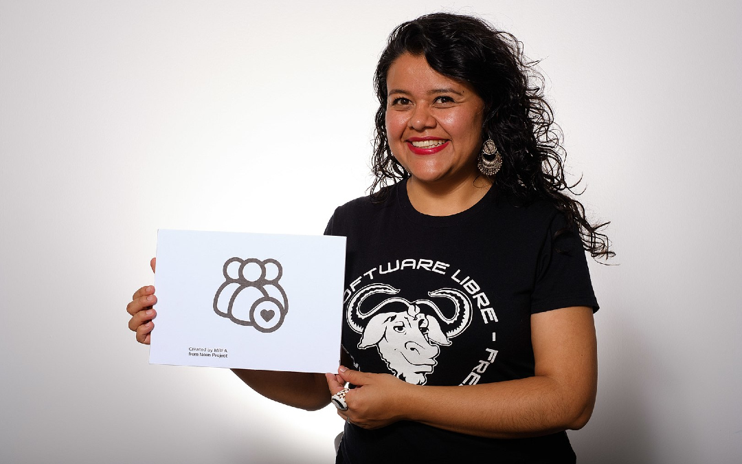 Irene Soria, coordinadora de Creative Commons México, es nombrada integrante del Comité Ejecutivo de la Red Global de CC