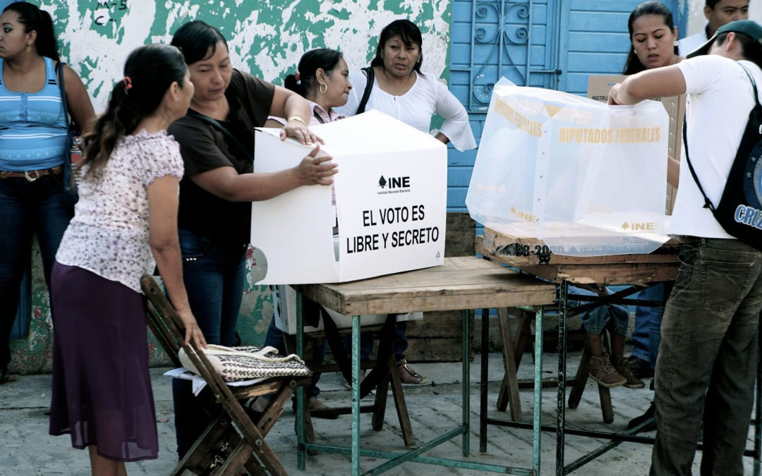 """El voto por internet es """"profundamente antidemocrático"""", señala investigador de R3D"""