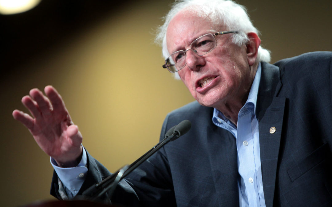 Bernie Sanders quiere prohibir que la policía de EE.UU. utilice tecnologías de reconocimiento facial