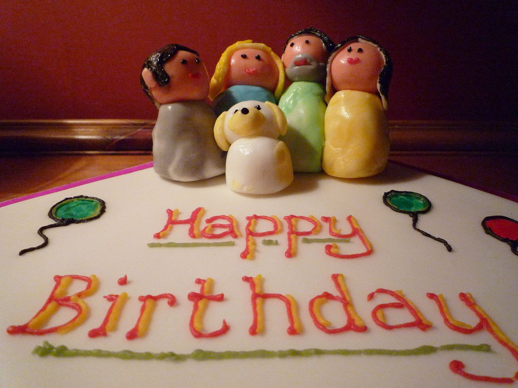 La canción de Happy Birthday ya está en el dominio público