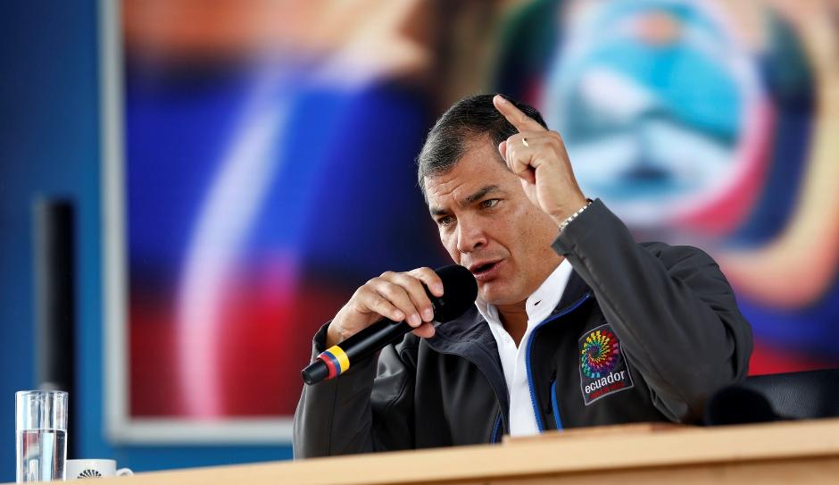Gobierno de Ecuador censura boletín de derechos digitales vía DMCA