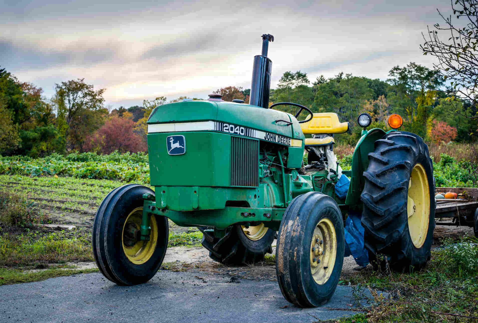 Granjeros en EE.UU. luchan por el derecho a reparar sus tractores