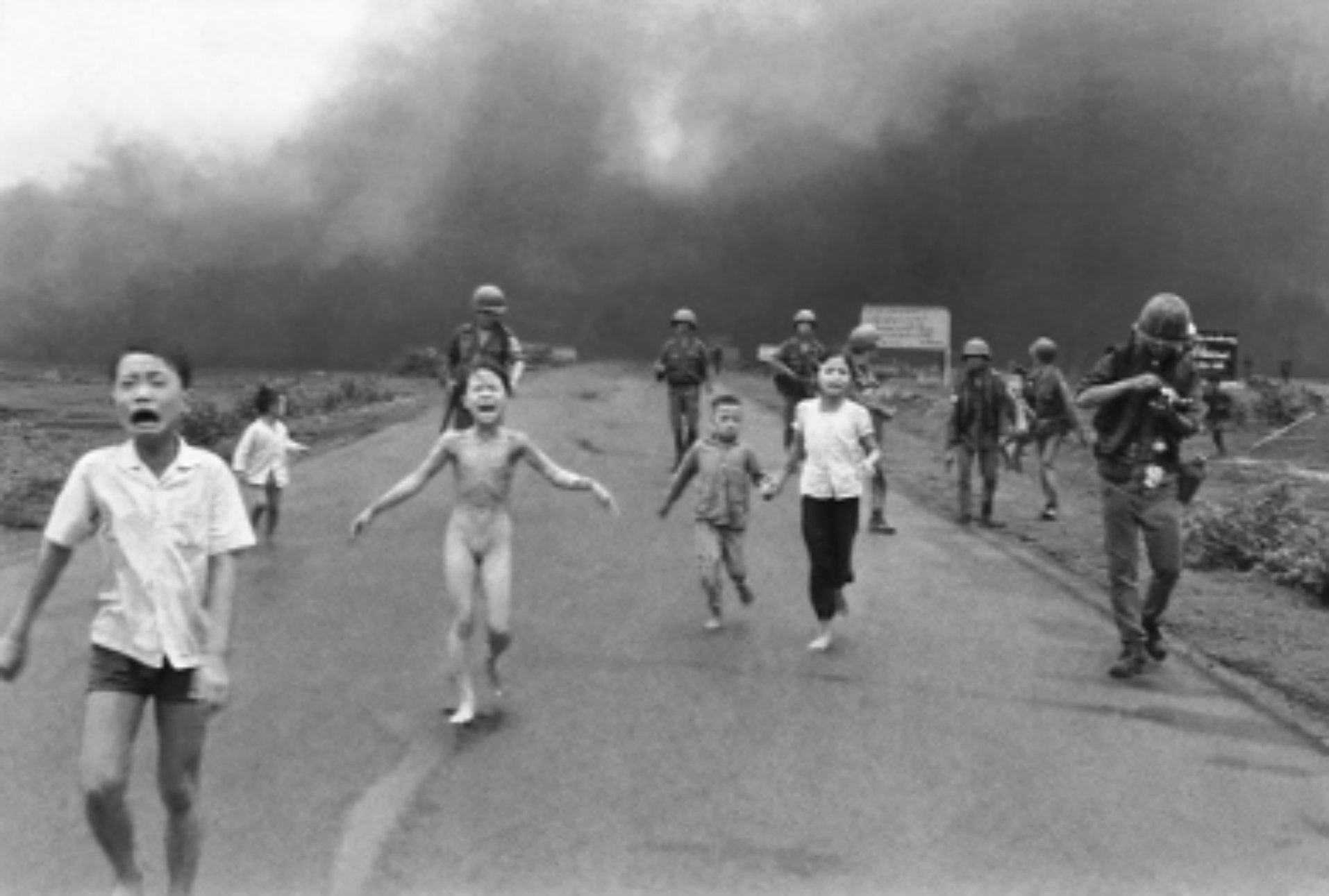 Facebook censura imagen emblemática de la guerra de Vietnam