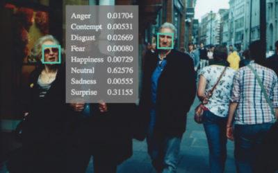 Policía local en Reino Unido alista pruebas de sistema de reconocimiento facial y de emociones