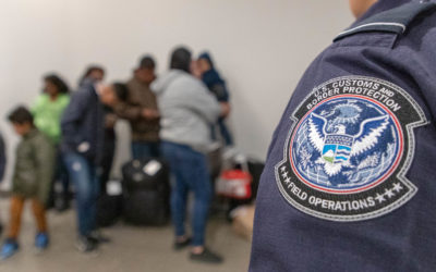 Gobierno de EE.UU. utiliza app con reconocimiento facial para procesar a solicitantes de refugio