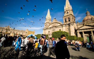Guadalajara es una de las 50 ciudades más videovigiladas del mundo