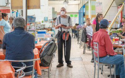 """Preocupaciones en torno al """"sistema para identificación de contagios en espacios cerrados"""" en la Ciudad de México"""