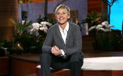 El programa de Ellen DeGeneres usa el derecho de autor para bajar un vídeo crítico