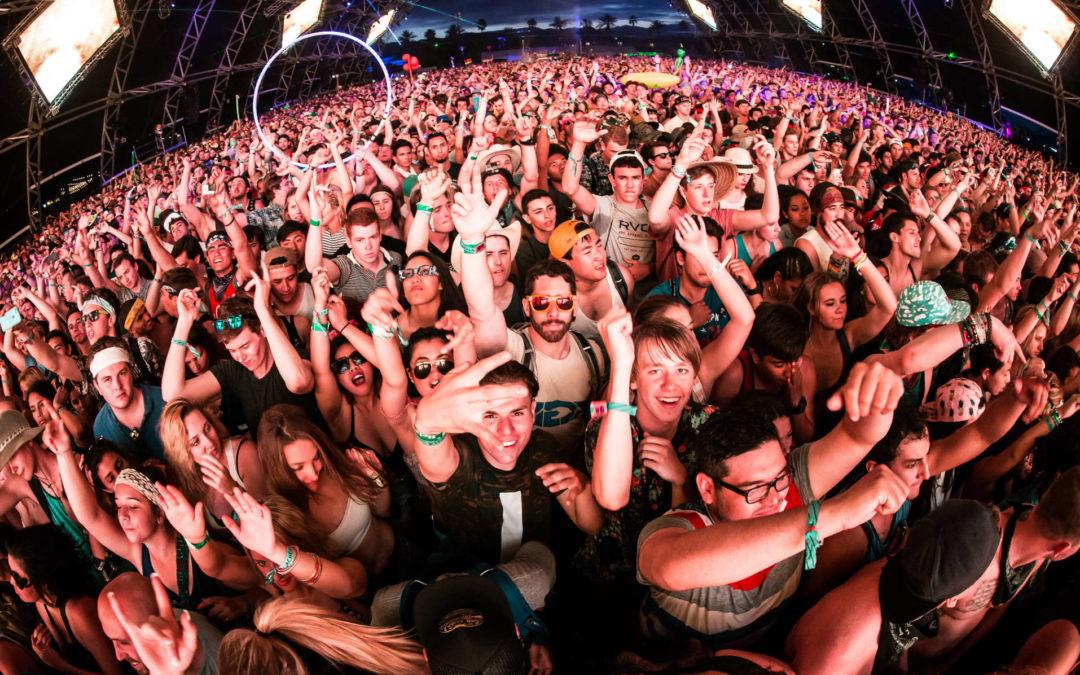¡No a la tecnología de reconocimiento facial en conciertos y festivales de música!