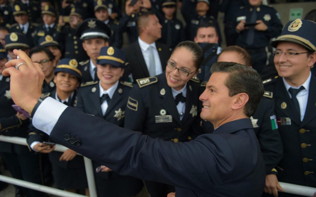 La Policía Federal adquirió equipo de espionaje a empresas fantasma durante el sexenio de Peña Nieto