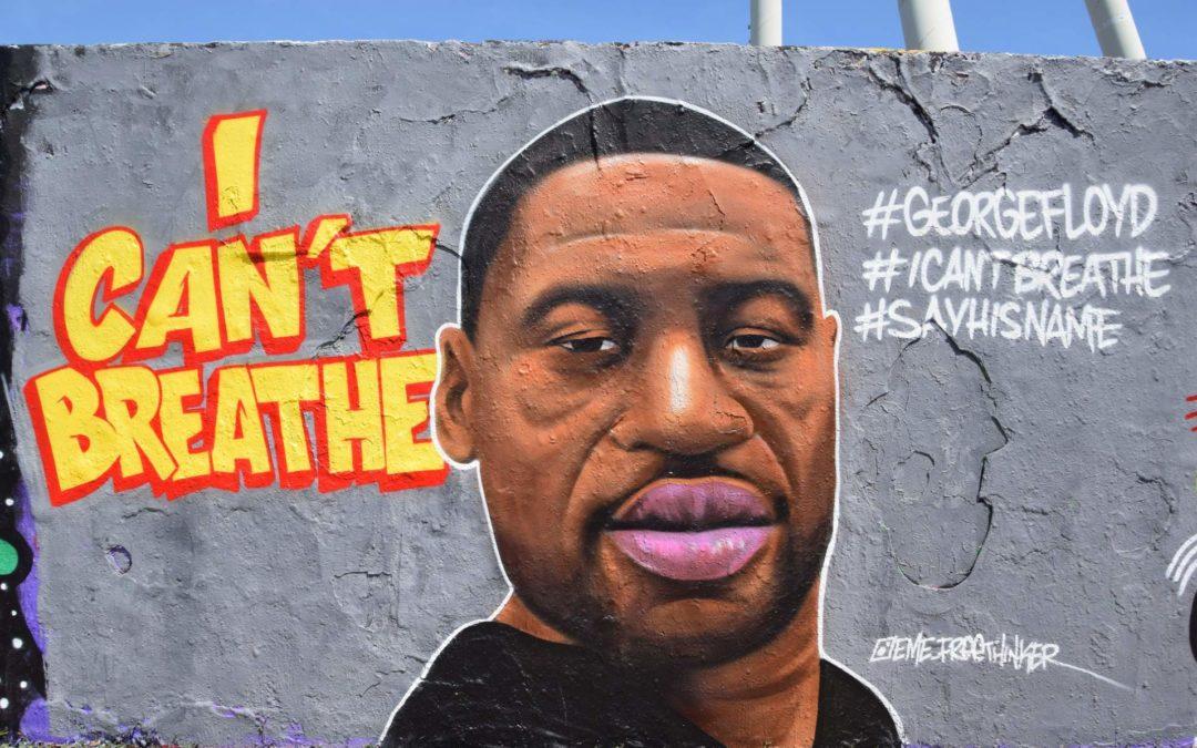 Crean galería de arte virtual para preservar arte antirracista del movimiento Black Lives Matter