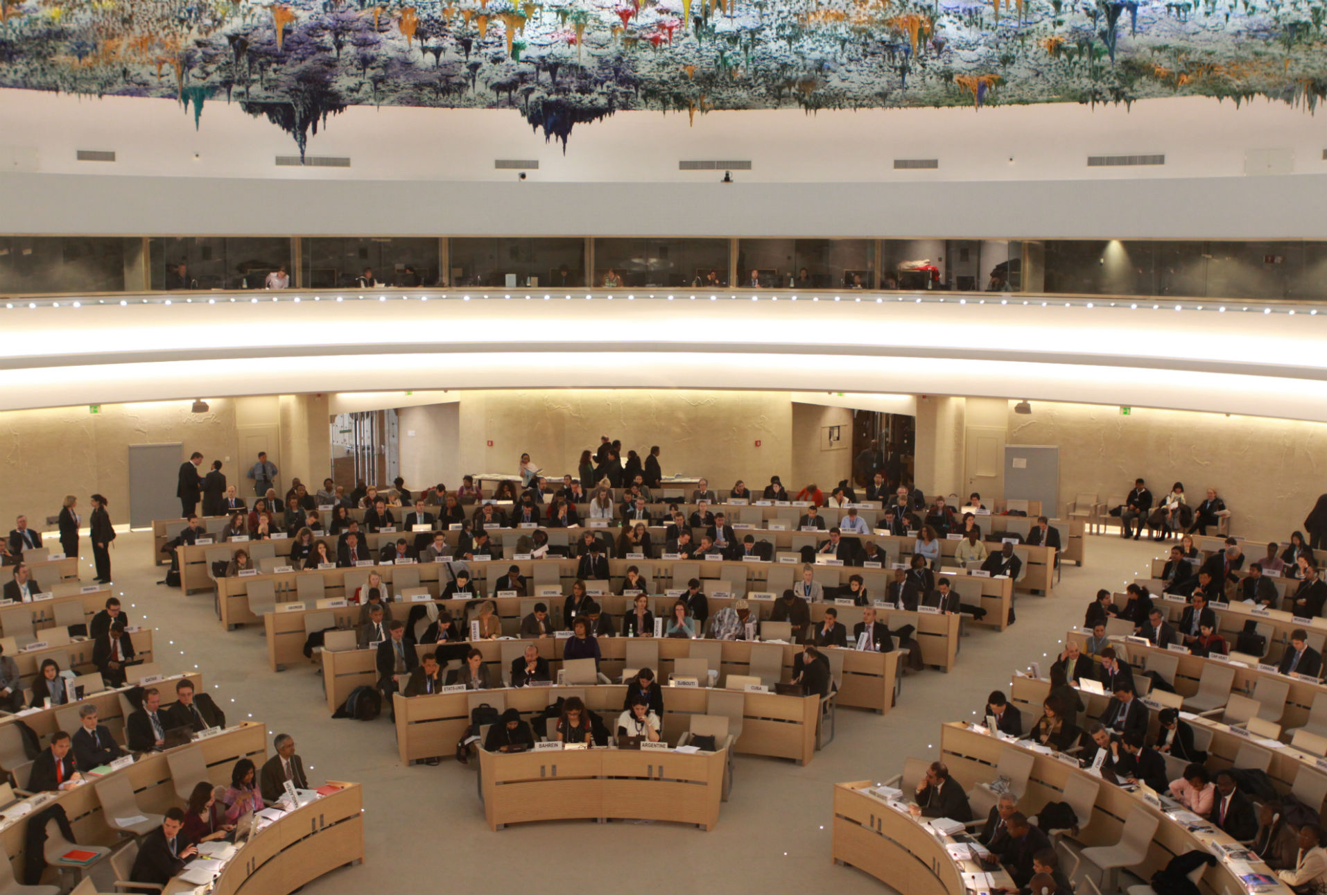 La ONU adopta resolución sobre promoción, protección y disfrute de los DDHH en Internet