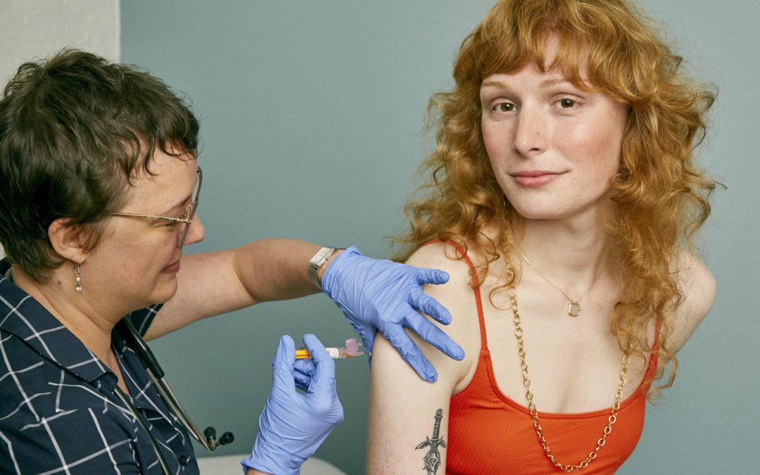 Liberan imágenes con licencias Creative Commons para ayudar a promover la vacunación