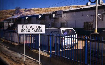 Robo de datos expone vigilancia masiva de EE.UU. en la frontera con México