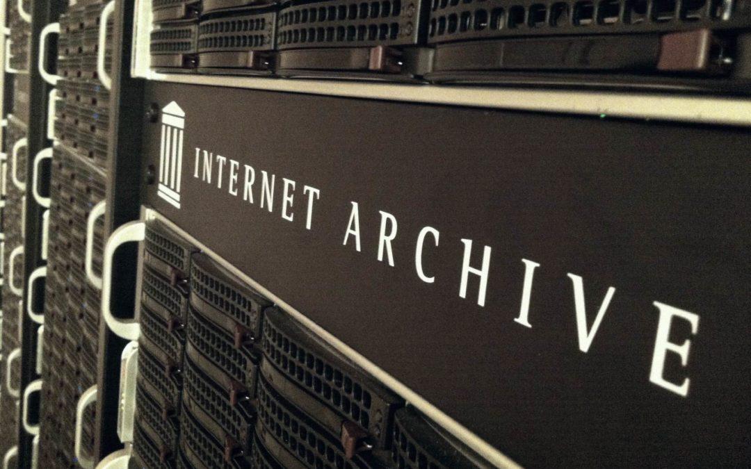 Editoriales demandan a Internet Archive por prestar libros digitales
