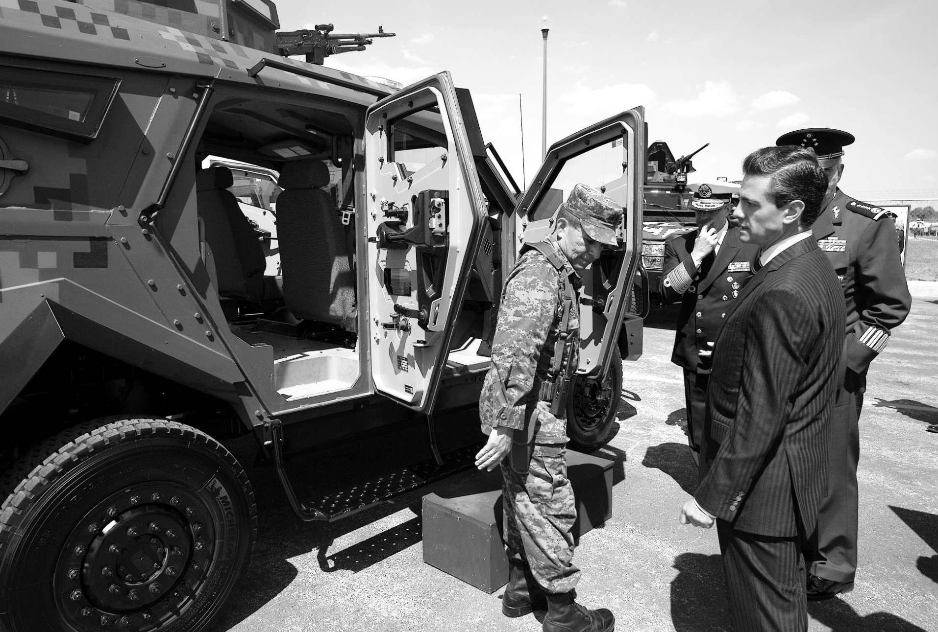 La Ley de Seguridad Interior abre la puerta al espionaje militar