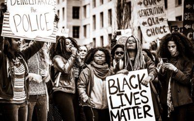Policías en EE.UU. están usando reconocimiento facial para arrestar a manifestantes de Black Lives Matter