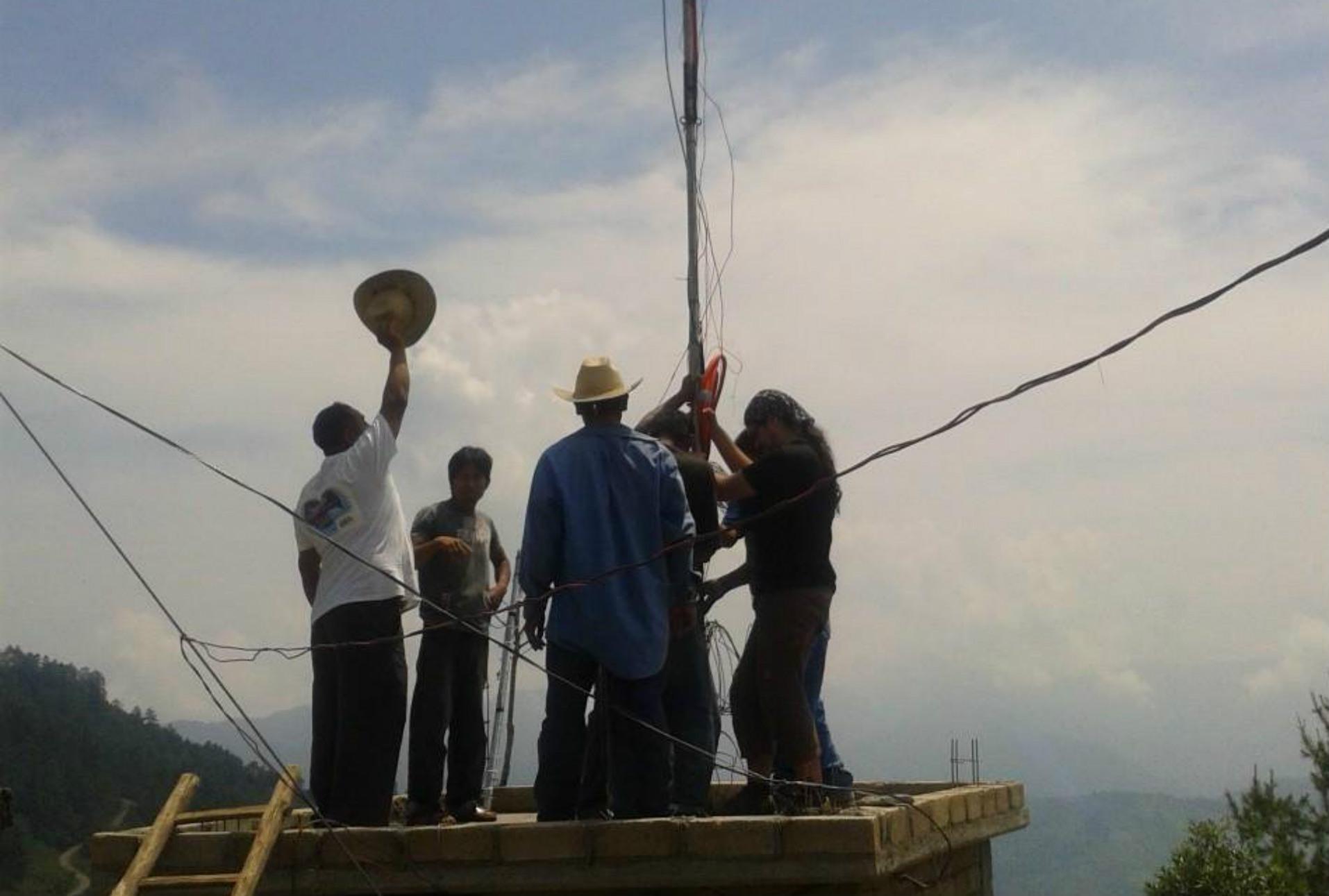 SCJN exenta a concesionaria indígena del cobro de derechos por uso del espectro