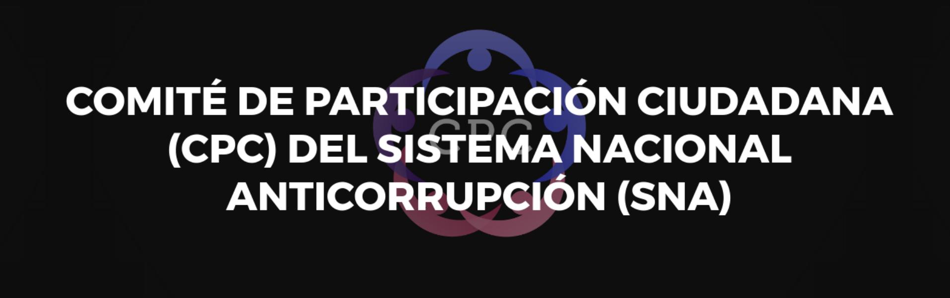 Comité de Participación Ciudadana del Sistema Nacional Anticorrupción pide una investigación por #GobiernoEspía
