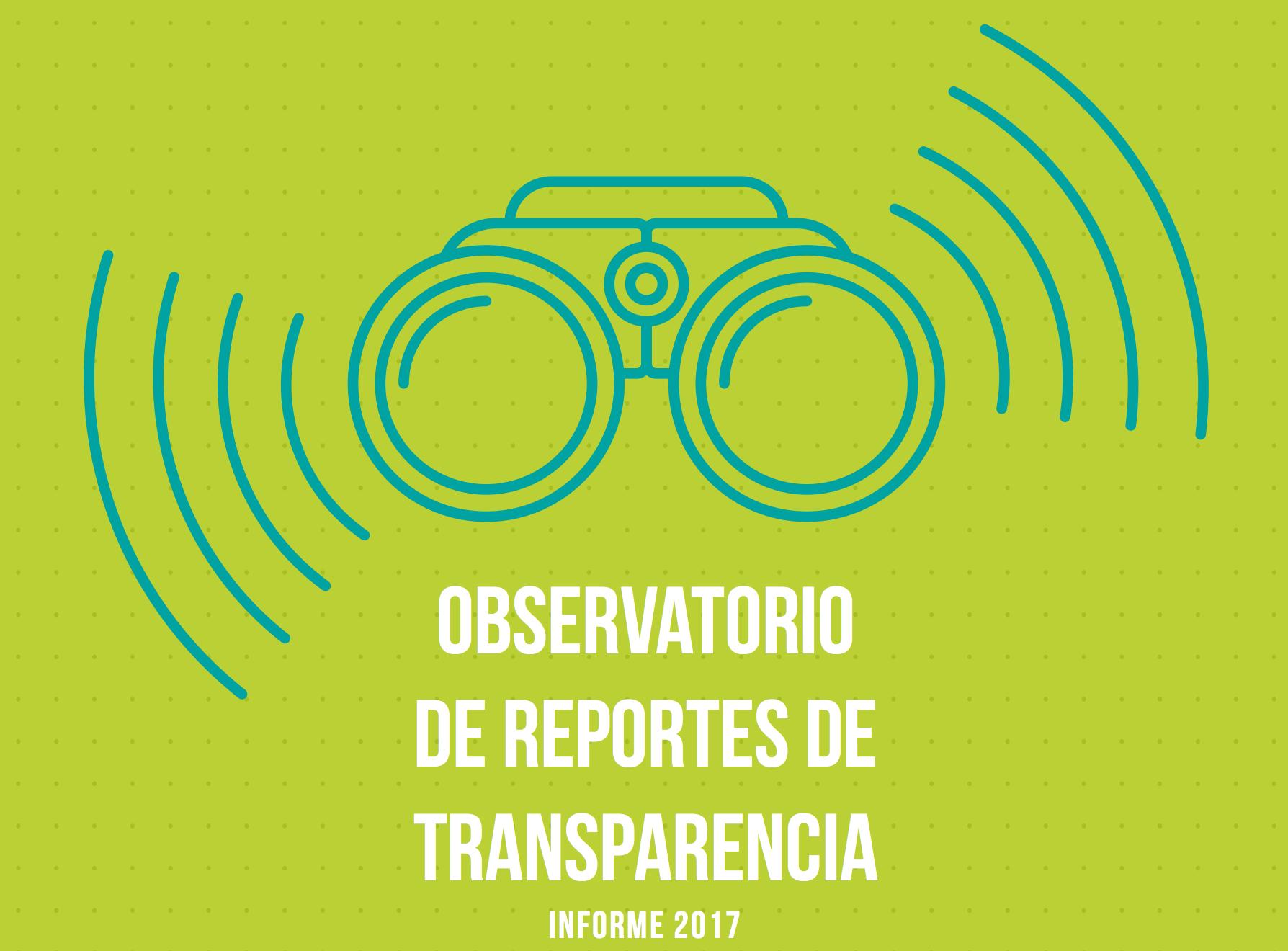R3D presenta el Observatorio de Reportes de Transparencia 2017