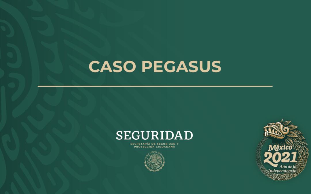 Persisten interrogantes respecto de la información presentada por la SSPC sobre la adquisición y uso de Pegasus