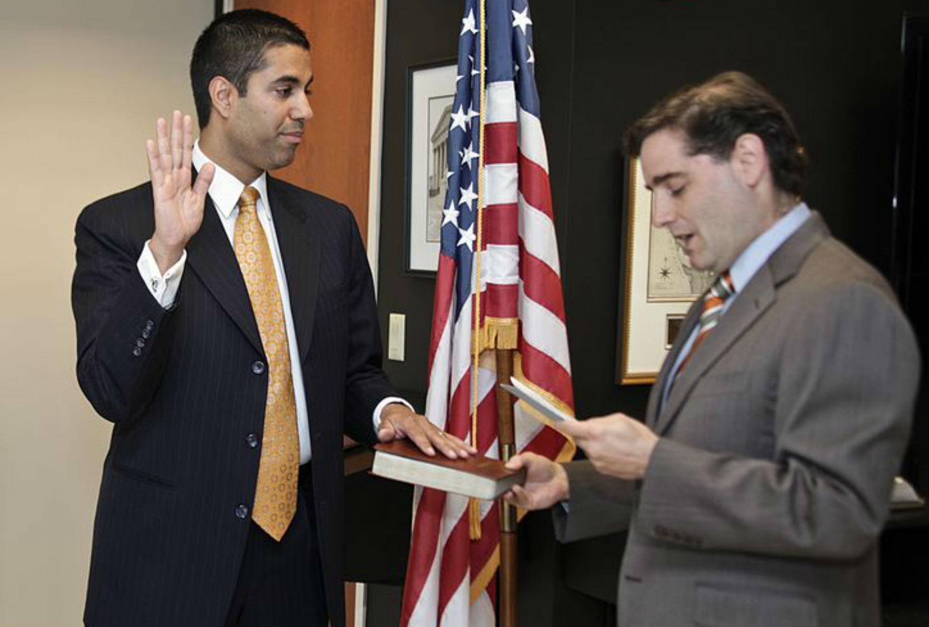 El nuevo presidente de la FCC inicia su ataque contra la neutralidad de la red