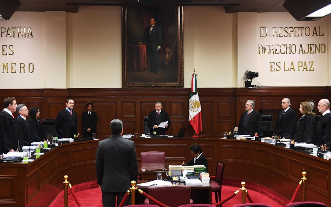 R3D presenta amicus curiae a la SCJN sobre suspensión en la acción de inconstitucionalidad contra el PANAUT