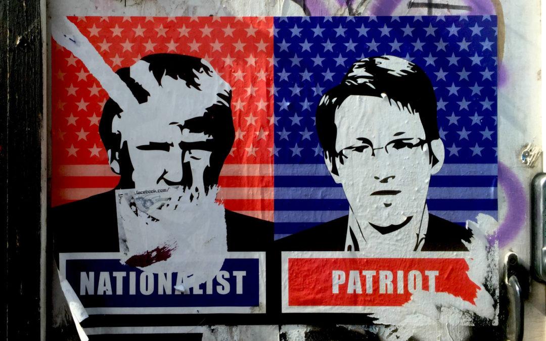 """El gobierno de Trump demanda a Snowden por revelar """"secretos clasificados"""" en su libro"""