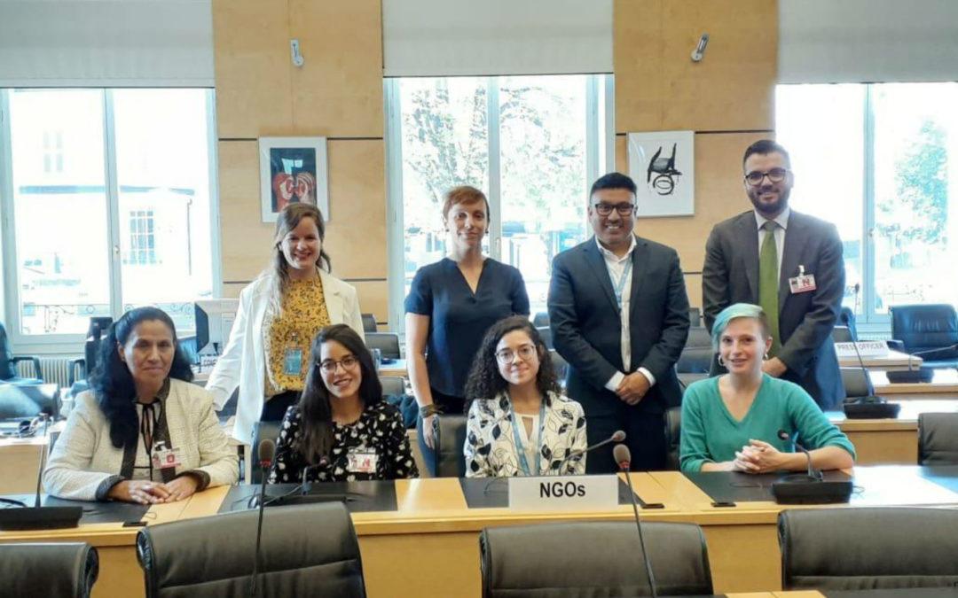R3D expone preocupaciones sobre vigilancia en México ante el Comité de Derechos Humanos de la ONU