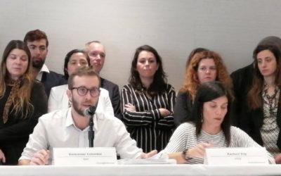 Estigmatización desde el gobierno recrudece la violencia contra la prensa, afirma misión internacional