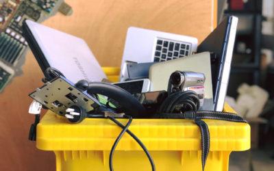 Advierten organizaciones graves afectaciones ambientales por reformas legales que obstaculizan reparación de aparatos electrónicos