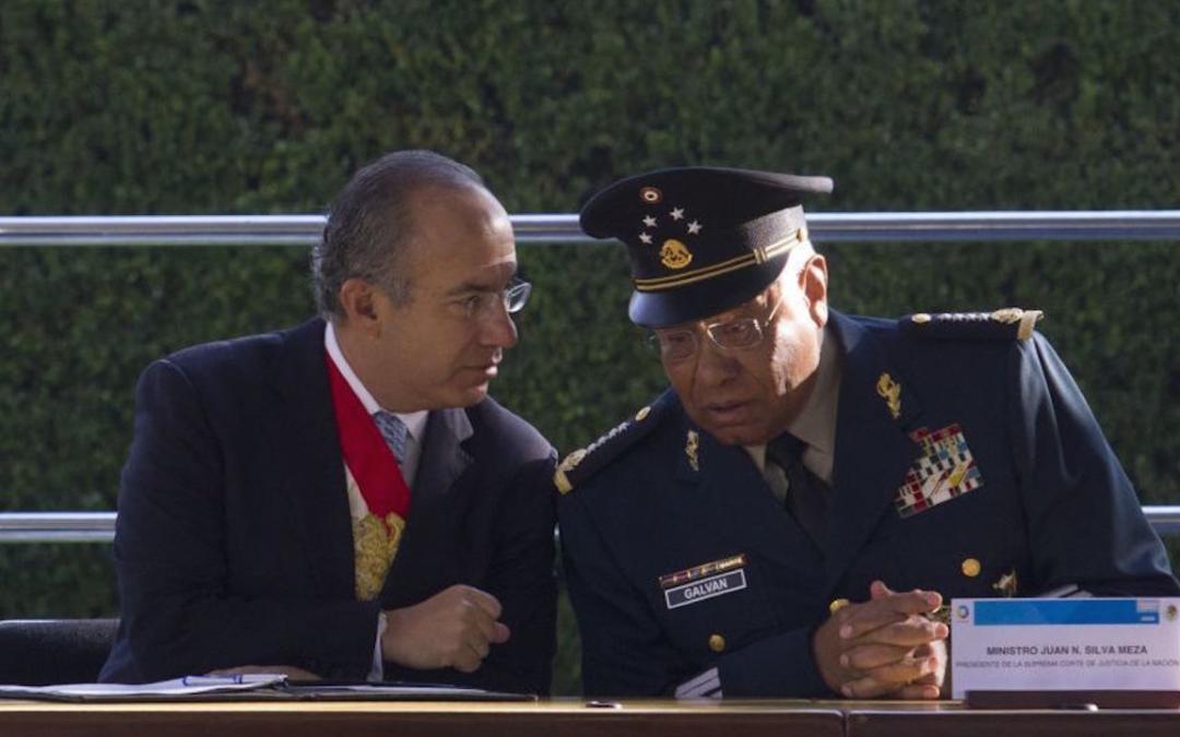NSO Group mostró Pegasus a Felipe Calderón y su Secretario de Defensa