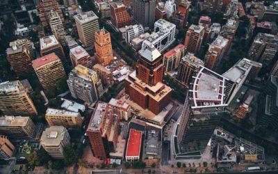 Medio chileno publica mapas con la ubicación de personas diagnosticadas con Covid-19