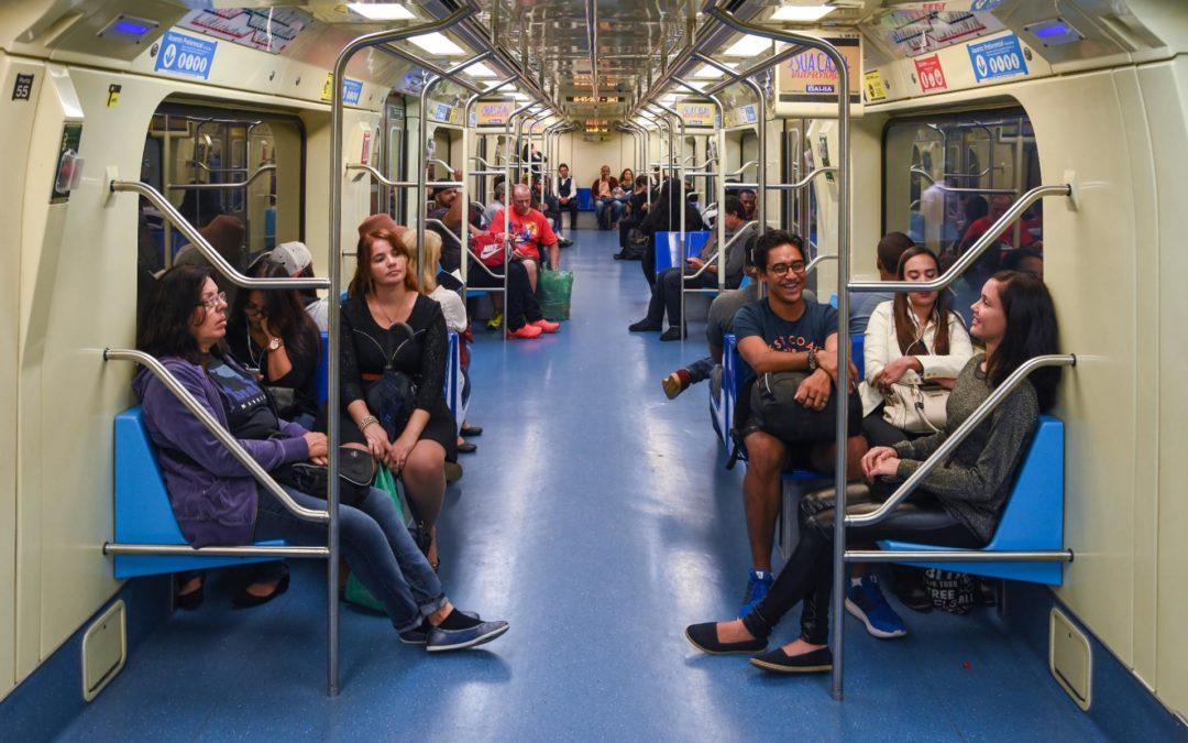Demandan a empresa operadora del metro de Sao Paulo por instalar sistema de reconocimiento facial