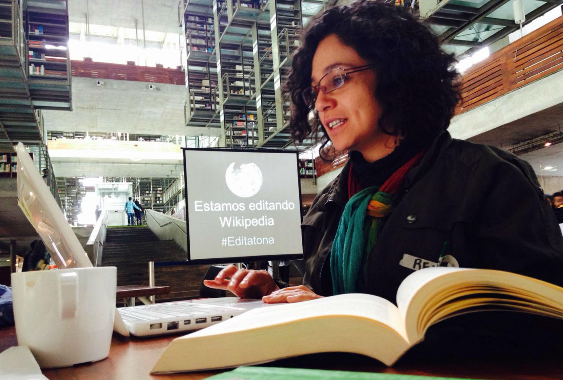 Al cumplir sus 17 años, Wikipedia aún lucha contra su brecha de género