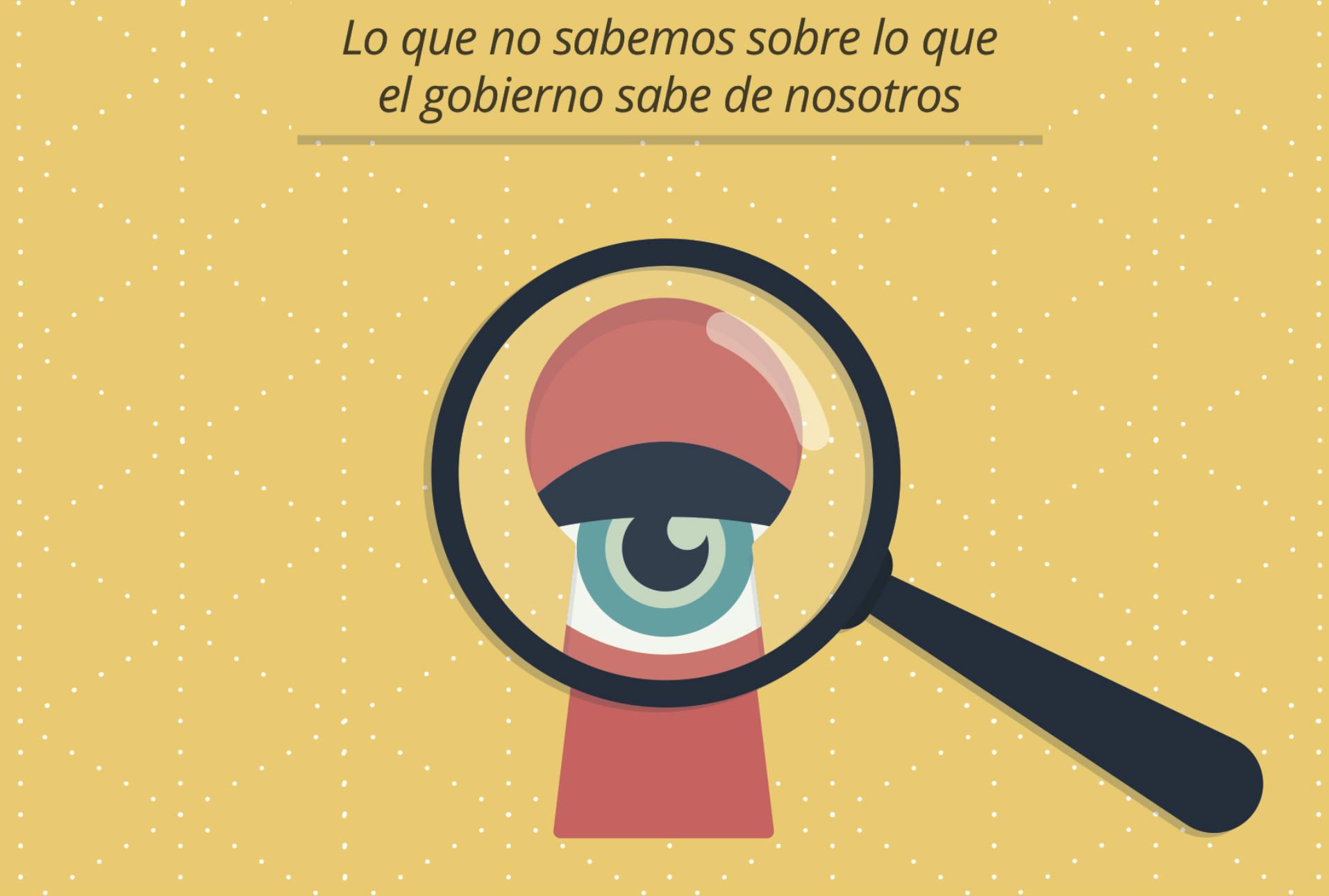 Transparencia y vigilancia en México, un nuevo informe de R3D