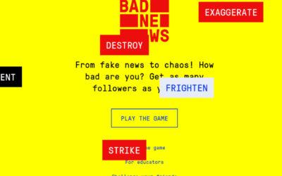 """Un videojuego podría ser una """"vacuna"""" contra las campañas de desinformación"""