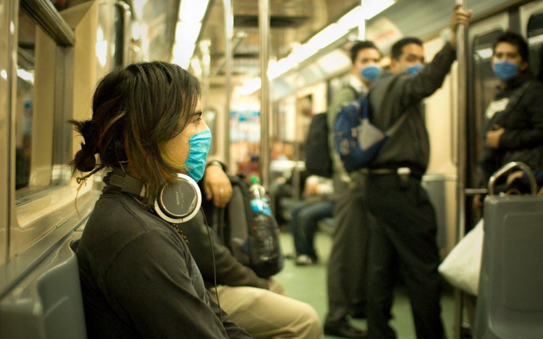 La industria del reconocimiento facial quiere identificar a las personas que utilicen cubrebocas