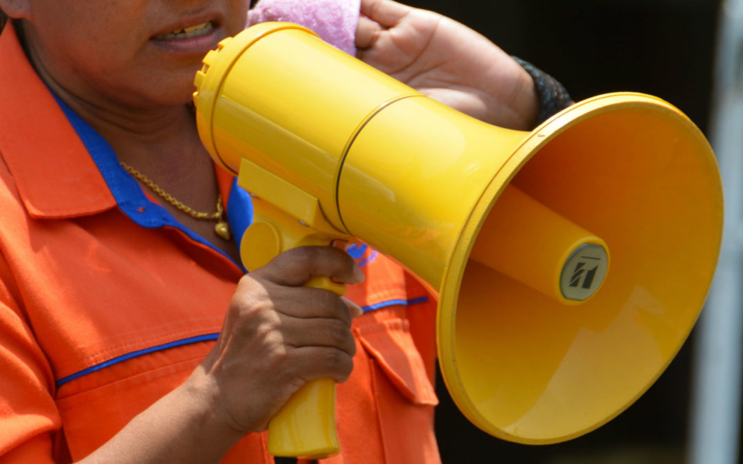 Convocatoria de consultoría para el grupo de OSC que promueven la agenda de personas alertadoras en México