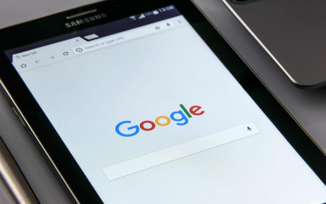 La Comisión Europea investiga a Google por sus prácticas de recolección y uso de datos