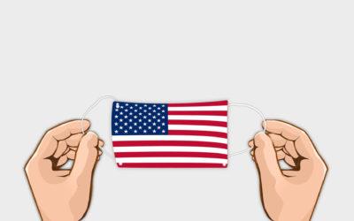 Al Departamento de Seguridad Interior de EE.UU. le preocupa que los cubrebocas interfieran con el reconocimiento facial