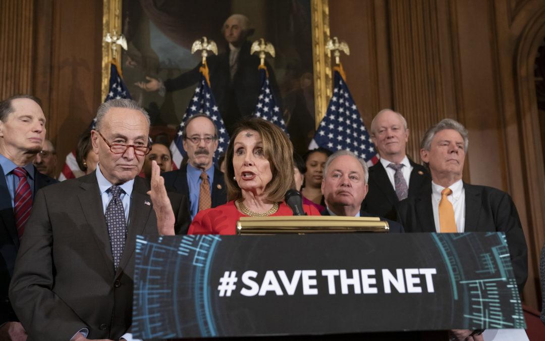 Cámara de Representantes de EE.UU. sigue en la pelea por defender la neutralidad de la red