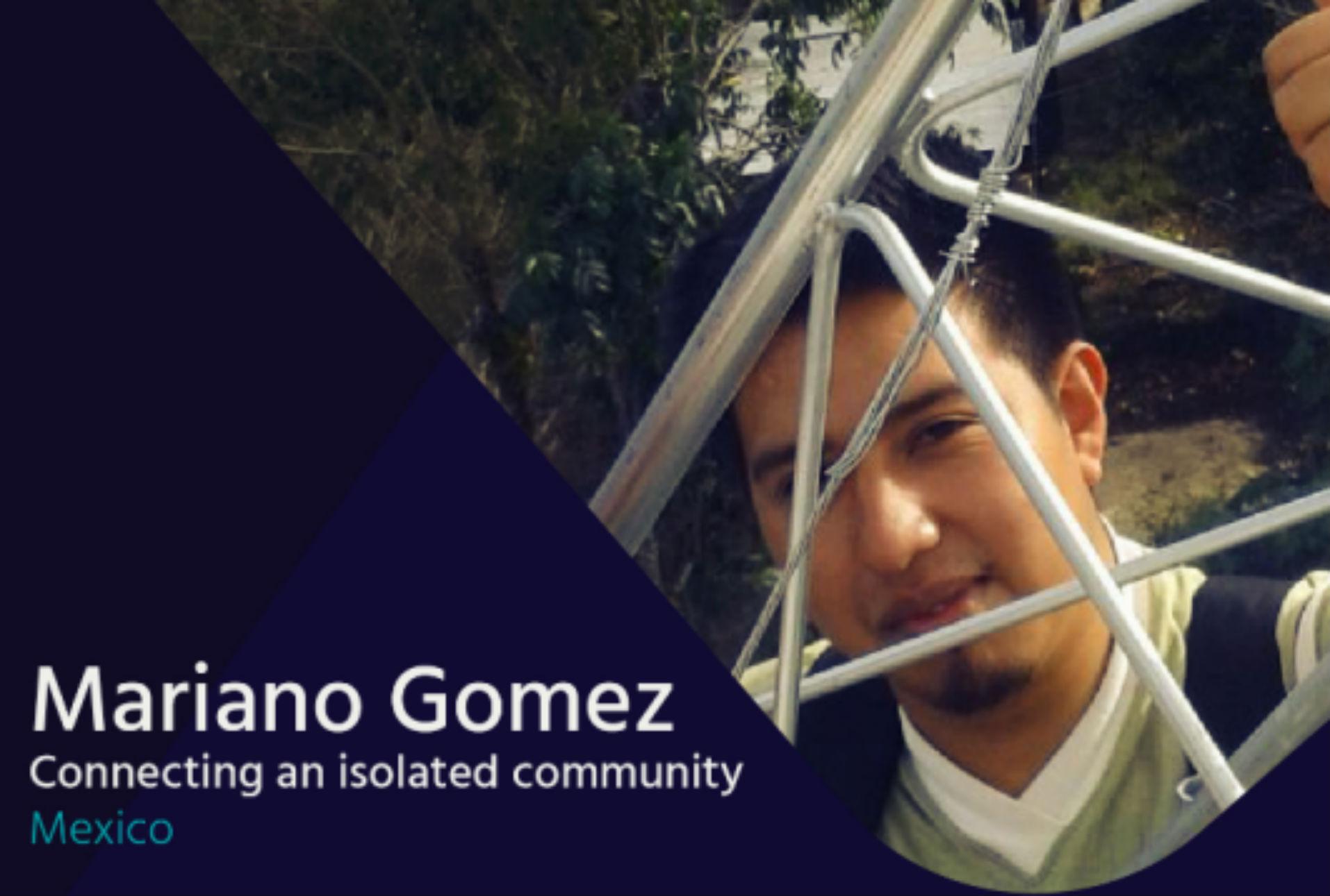ISOC reconoce a joven tseltal por llevar Internet a su comunidad; EE.UU. le niega visa para recoger premio