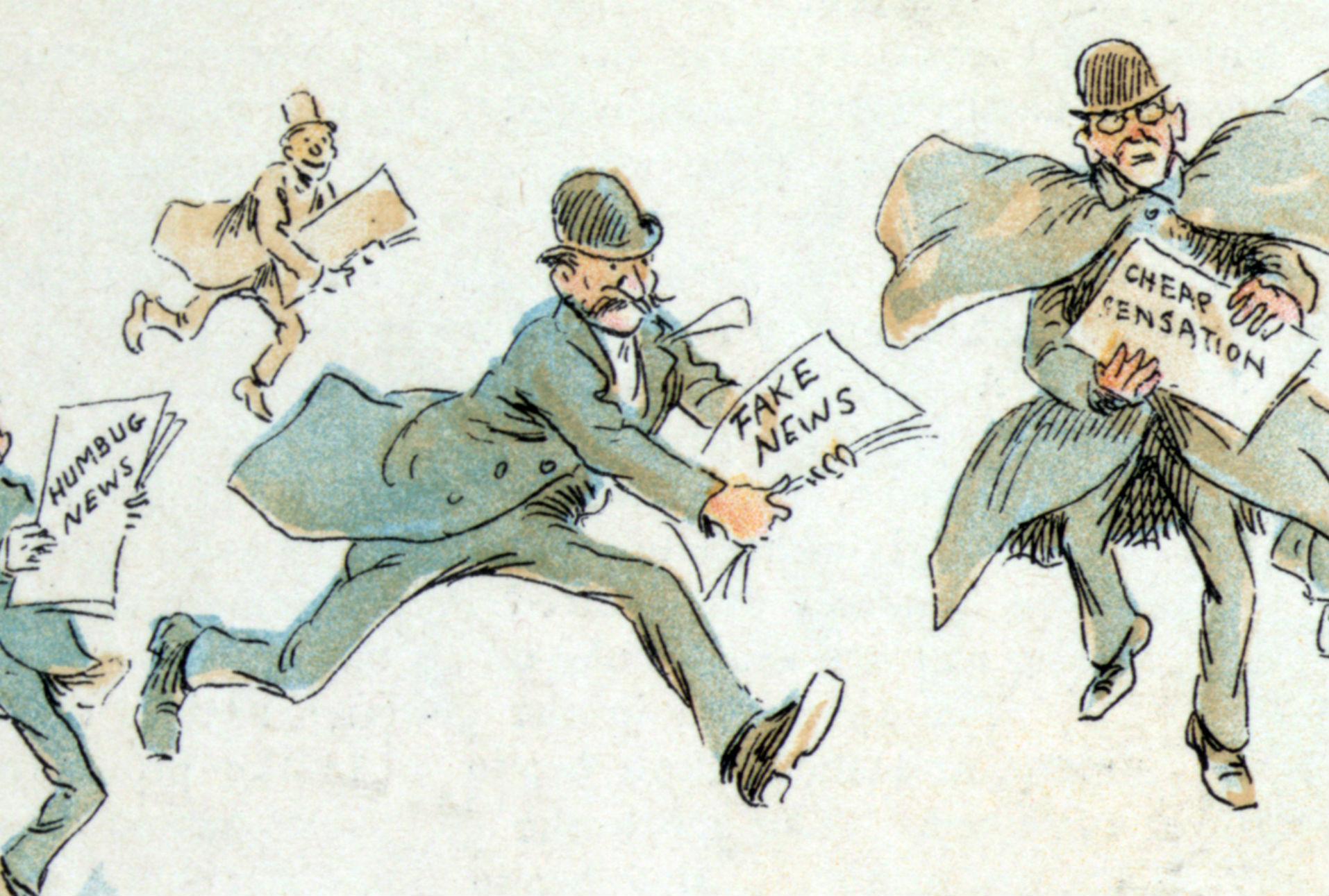 Desconfianza en medios tradicionales influye en la difusión de la desinformación en línea, señala estudio de BBC