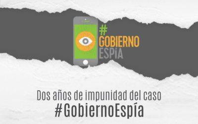 A dos años de Gobierno Espía: una cronología de la impunidad