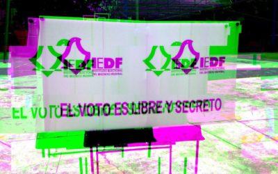 Tribunal electoral de la CDMX ordena repetir elecciones por fallas en el sistema de voto electrónico por internet
